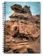 Goblin Valley 8 Spiral Notebook