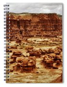 Goblin Valley Spiral Notebook