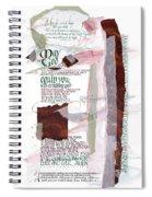 God Of Hope Spiral Notebook