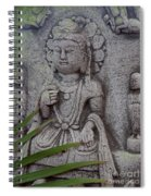 God Shiva Spiral Notebook