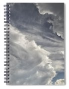 God Speaks Spiral Notebook