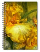 Goddess Of Summer Spiral Notebook