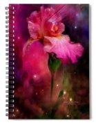 Goddess Of The Divine Spiral Notebook
