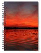 God's Canvas Spiral Notebook