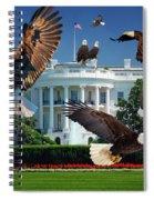 Gods Generals In Washington Spiral Notebook