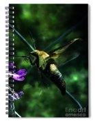 God's Tiny Creature Spiral Notebook