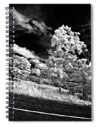 Goin' Down The Road Buzzed Spiral Notebook