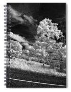Goin' Down The Road Spiral Notebook