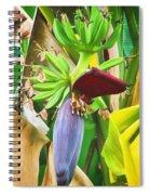 Going Bananas  Spiral Notebook