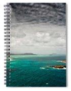 Going Coastal Spiral Notebook