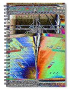 Going Cruising Spiral Notebook