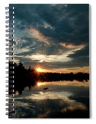 Going Going Spiral Notebook
