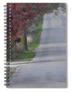 Going Home Spiral Notebook