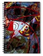 Going Inward Spiral Notebook