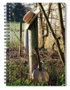 Going To The Country Spiral Notebook
