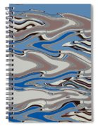 Going To The Ends Of The Earth Spiral Notebook