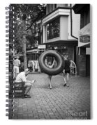Going To The Water Spiral Notebook