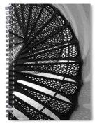 Going Up 2 Spiral Notebook