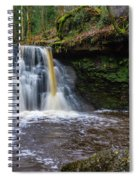 Goit Stock Waterfall Spiral Notebook