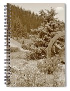 Gold Cup Treasures Spiral Notebook