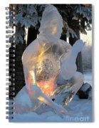 Gold Miner Spiral Notebook