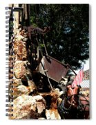 Gold Mining Virginia City Nv Spiral Notebook
