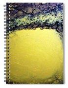 Gold Underground Spiral Notebook
