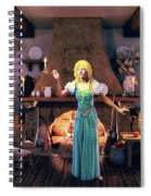 Goldberry 2018 Spiral Notebook