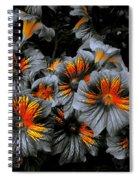 Golden Crestworks Spiral Notebook