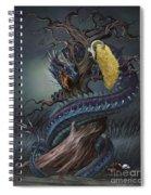 Golden Fleece Spiral Notebook