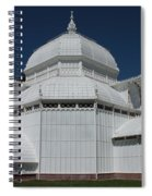 Golden Gate Conservatory Spiral Notebook