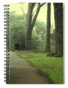 Golden Gate Park 06 Spiral Notebook