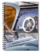 Golden Line G500 Dinghy Spiral Notebook
