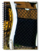 Golden Shed Spiral Notebook