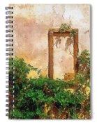 Golden Sun Golden Cat Spiral Notebook