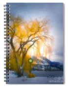 Golden Time Spiral Notebook