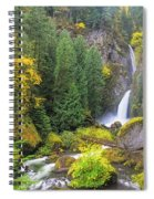 Golden Valley Spiral Notebook