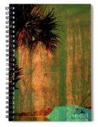 Golden View Spiral Notebook