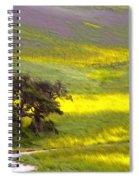 Goldenrod Oak Santa Ynez California 2 Spiral Notebook