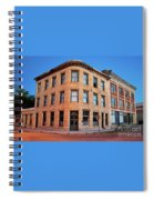 Goldfield Consolidated Mines Building Spiral Notebook