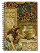 Goldfish Spiral Notebook