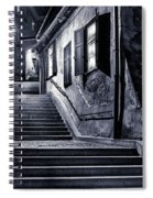 Goldsmiths Passage Spiral Notebook