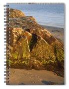 Goleta Pier  Spiral Notebook
