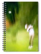 Golf At The Blue Monster In Doral Florida 01 Spiral Notebook