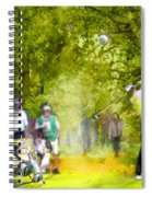 Golf Trophee Hassan II In Royal Golf Dar Es Salam Morocco 03 Spiral Notebook