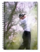 Golf Trophee Hassan II In Royal Golf Dar Es Salam Morocco 05 Spiral Notebook