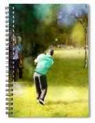 Golf Vivendi Trophy In France 02 Spiral Notebook