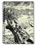 Goliath Spiral Notebook