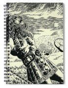 Goliath Spiral Notebook