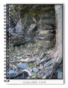 Gollum's Cave Spiral Notebook
